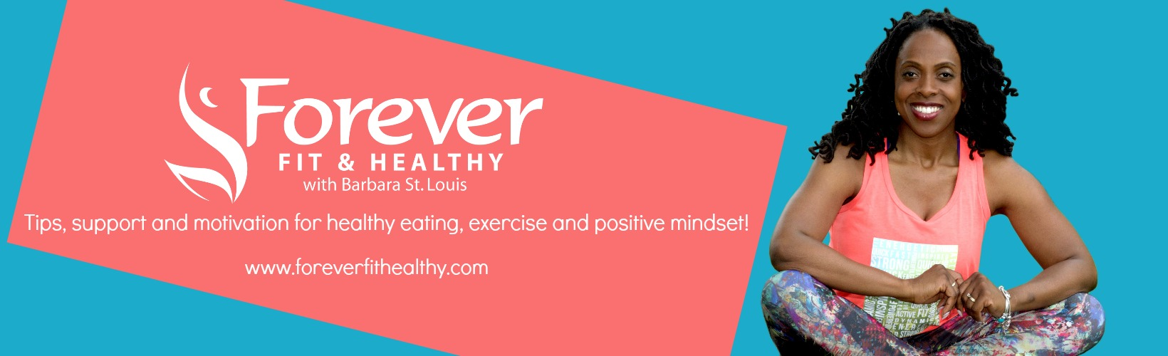 Facebook Group Cover Fit and healthy