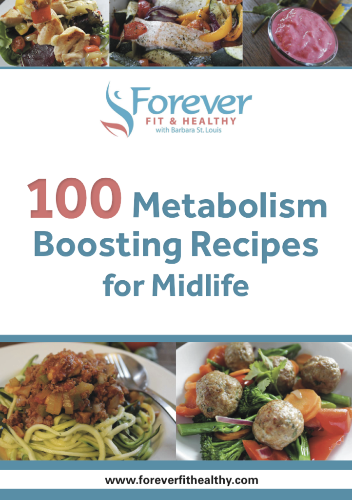 Midlife recipe book forever fit healthy purchase the recipe book forumfinder Images